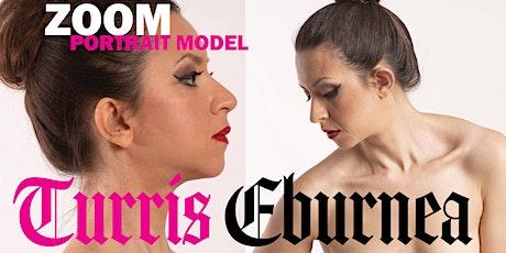 ENCORE! Portrait Model ZOOM with TURRIS EBURNEA tickets
