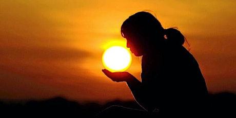 Summer Solstice Sanctuary ☀️Sound Bath Meditation & Intention Setting ☀️ tickets
