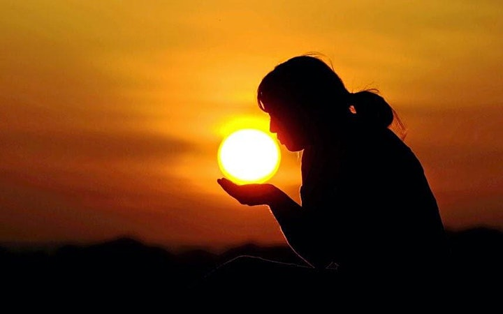 Summer Solstice Sanctuary ☀️Sound Bath Meditation & Intention Setting ☀️ image