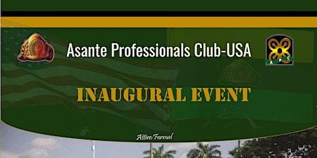 APC USA Inauguration Ceremony tickets