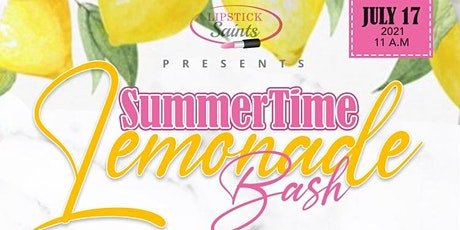 Lipstick Saints Summertime Lemonade Bash tickets