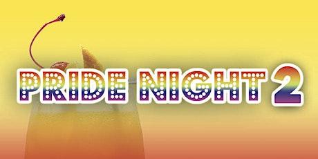 PRIDE NIGHT 2 tickets