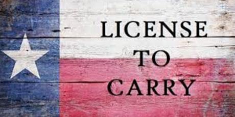 Texas License to Carry Firearm tickets
