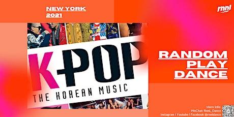 Kpop Random Play Dance New York 2021 tickets