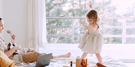 Dance Party! - Virtual Playgroup + Songs & Stories LIVE! tickets