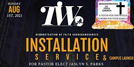Church Campus Launch & Installation Service tickets