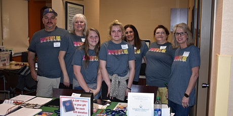 VOLUNTEER  8/14/21 at Longview Regional Medical Center for the Heart Screen tickets