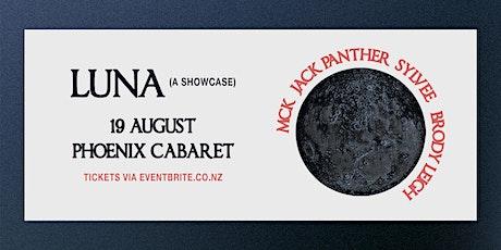 Luna Showcase: MCK, Jack Panther, Sylvee & Brody Leigh tickets