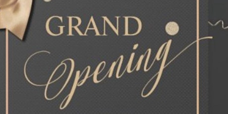 It's All About You Holistic Studios Grand Opening tickets