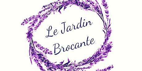 Le Jardin Brocante tickets