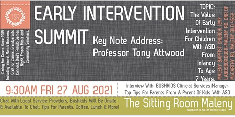 Early Intervention Summit tickets