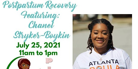 PIC'L Virtual Education Series: Postpartum Recovery tickets