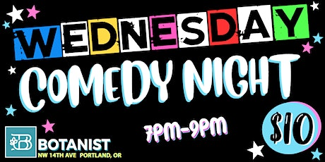Wednesday Comedy Night July 7th tickets