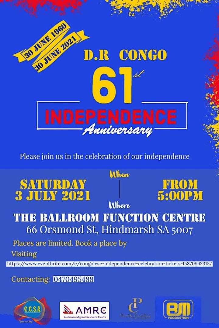 Congolese Independence Celebration image