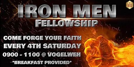 Iron Men's Fellowship Tickets