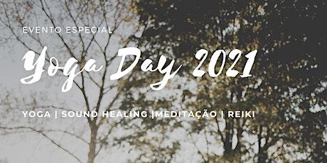 Yoga Day 2021 tickets