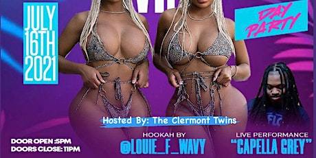 It's a Gyalis Summer With The Clermont Twins & Capella Grey Performing Live tickets