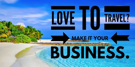 LEARN HOW TO BECOME A HOME-BASED TRAVEL AGENT! (Charleston, South Carolina) tickets