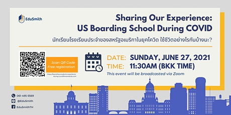 Sharing our experience: US Boarding School during COVID tickets