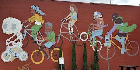 Murals Biking Tour tickets