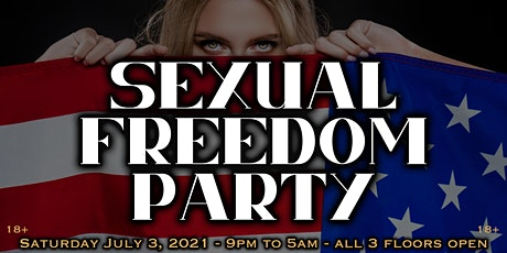 Sexual Freedom Party tickets
