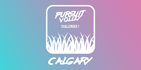 Pursuit Volley Grass 4v4 - Challenger 1 (Calgary) tickets