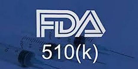 FDA's Plan to Modernize the 510(k) Pathway tickets