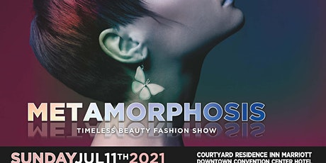 METAMORPHOSIS  MODEL CASTING SEARCH SUNDAY JULY 11TH 2021. tickets