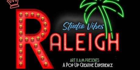 Studio Vibes: Raleigh tickets