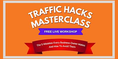 The Ultimate Traffic Hacks Masterclass — Naples biglietti