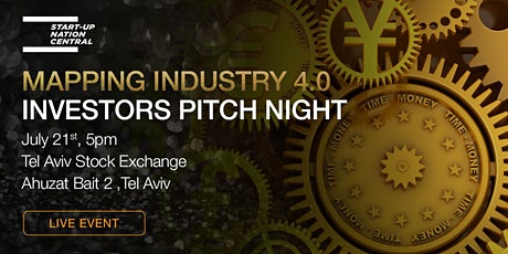 Mapping I4: Investors Pitch Night LIVE! tickets