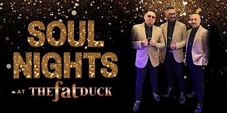 Soul Nights tickets