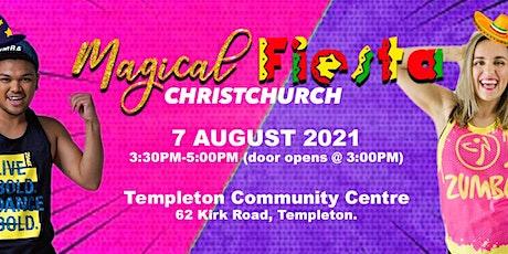 Magical Fiesta Christchurch tickets