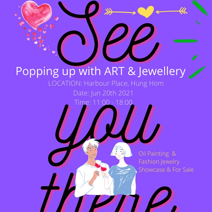 Popping Up with Art & Jewellery image