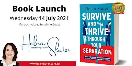 BOOK LAUNCH - Survive And Thrive Through Your Separation tickets