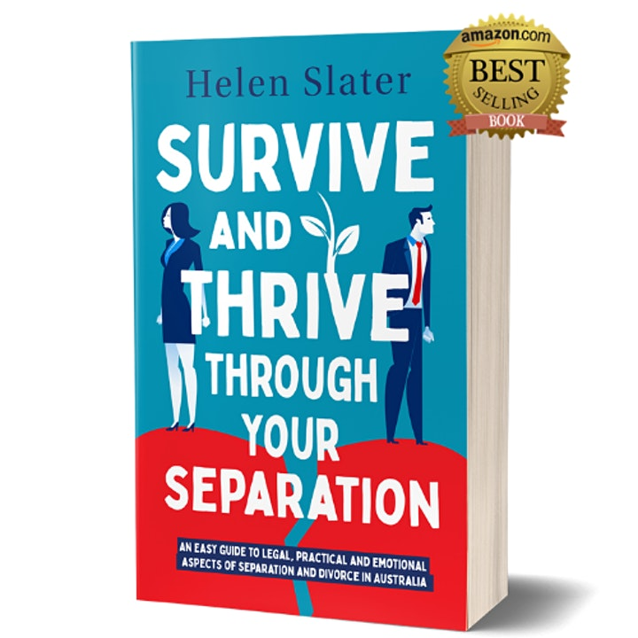BOOK LAUNCH - Survive And Thrive Through Your Separation image