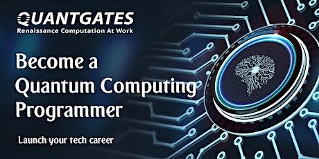 Quantum Computing Training Course- The Job Preparation Course tickets