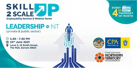 Skill Up to Scale Up - Leadership tickets