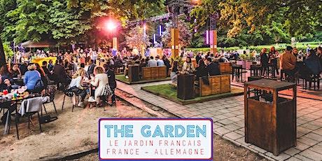 ❂ Foot Garden ❂ Le Jardin des Français - Open Air -  France x Allemagne ❂ tickets