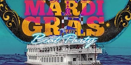 Saturday Night Mardi Gras Dance Cruise biglietti