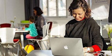 Wie viel Kinderbetreuung kann/braucht ein Coworking Space?! - DeepDive C3 Tickets
