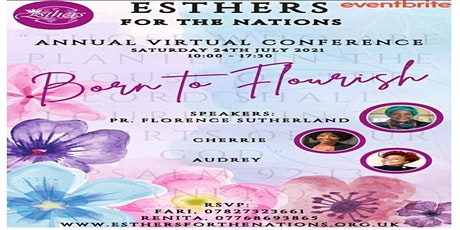 Esthers For The Nations Annual Conference tickets