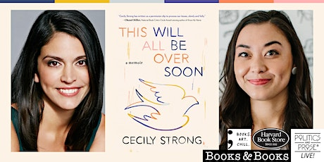 Cecily Strong: This Will All Be Over Soon with Chanel Miller Tickets
