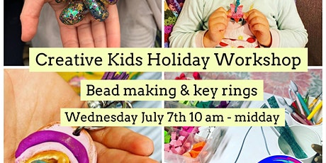 Copy of Polymer Clay Kids Creative Sculpture Workshop tickets