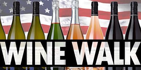 July Wine Walk tickets