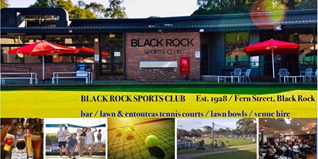 Christmas in July at Black Rock Sports Club tickets