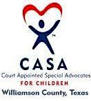 CASA of Williamson County, TX logo