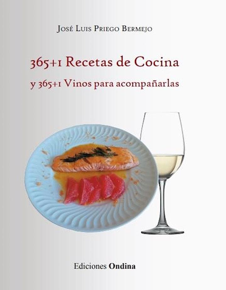 Imagen de 365+1 recetas de cocina y 365+1 vinos para acompañarlas