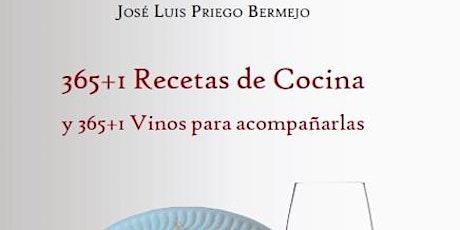 365+1 recetas de cocina y 365+1 vinos para acompañarlas entradas