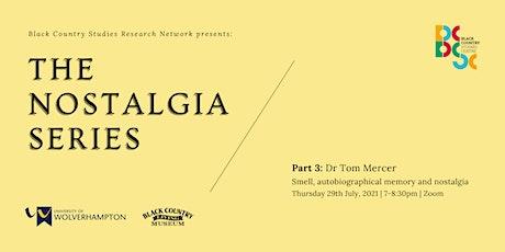 The Nostalgia Series Part 3: Dr Tom Mercer on the Psychology of Nostalgia tickets
